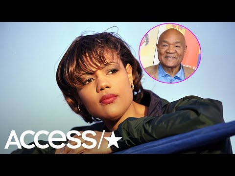 George Foreman Shares Sweet Tribute To His Late Daughter, Freeda: 'Just 1 More Day I Wanted'