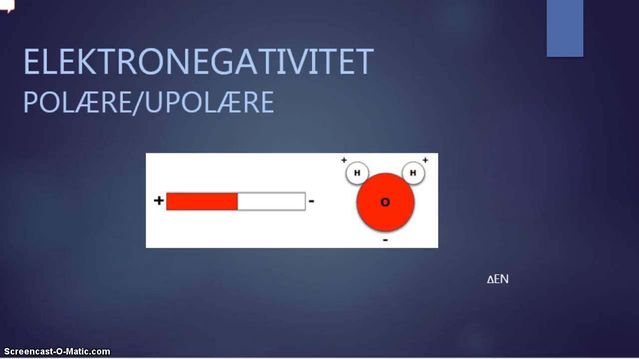 Hvilken type stof - ionforbindelse eller ej