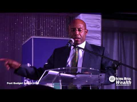Sen Aubyn Hill: Victoria Mutual Wealth Management Post Budget Review