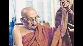 Rev Balangoda Ananda meithree(1/2)