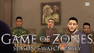 Live Watch Party: Game of Zones Season 5 with the Show Creators