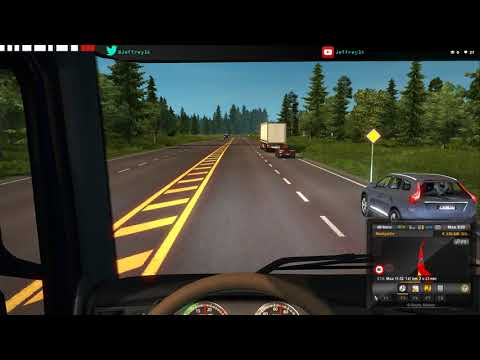 ETS2 Promod From Scandinavia with Love