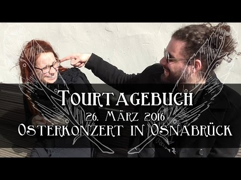 Waldkauz - Tourtagebuch Folge 4: Osterkonzert mit Reliquiae, Osnabrück [2016]