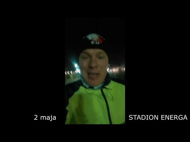 Bieg dla Arturka 2 maja 2018 w Gdańsku STADION ENERGA