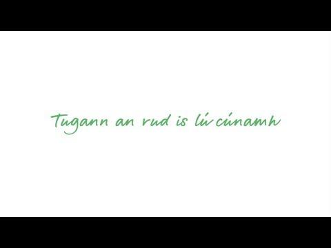 Tesco Gaillimh - Tugann an rud is lú cúnamh - Irish Version