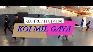 KOI MIL GAYA - Kuch Kuch Hota Hai   Parasar Borkotoky Choreography   Dance Workshop