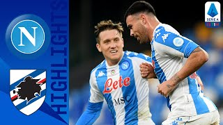 Napoli came back from an early jankto goal to beat sampdoria 2-1, as lozano scored one and created the opportunity for petagna score second | serie a t...
