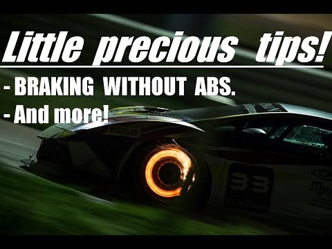 Racing Games - Some little tips