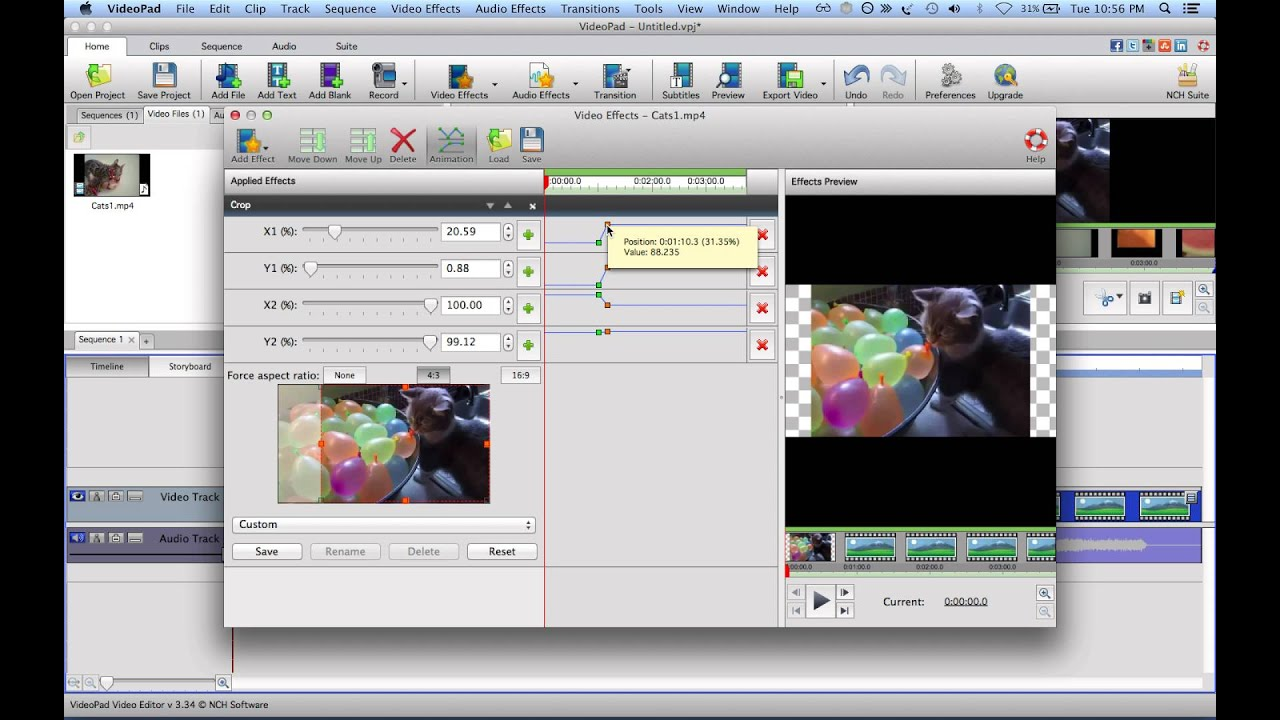 How to crop video videopad youtube how to crop video videopad ccuart Gallery