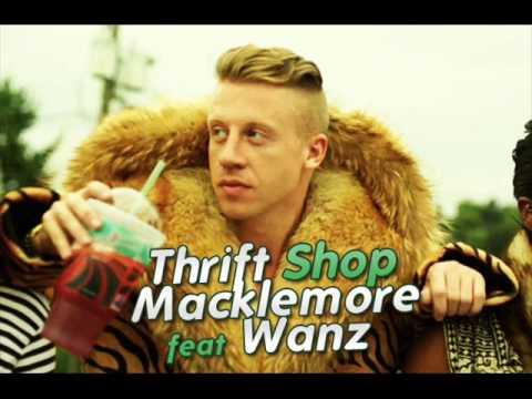 Thrift Shop Macklemore feat Wanz FULL [HQ] [DOWNLOAD MP3] Lyrics
