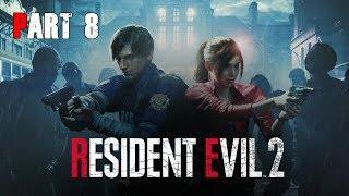 Resident Evil 2 Remake l Part 8 l Gameplay FR