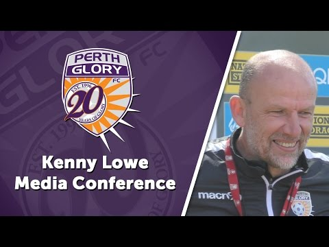 Kenny Lowe Media Conference | 20th October 2016
