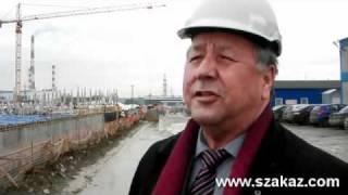 Строительство ТРК Мытищи, технический надзор(На стройплощадке ТРК Мытищи. http://szakaz.com Здание ТРК имеет бетонный каркас в 5 уровней, два из них - подземный..., 2011-03-23T13:23:47.000Z)