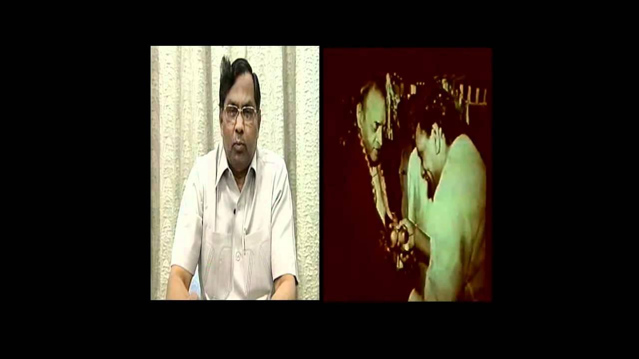 Dr Anumandla Bhoomaiah Vice ChancellorPSTU Talks About Nerella Venumadhav
