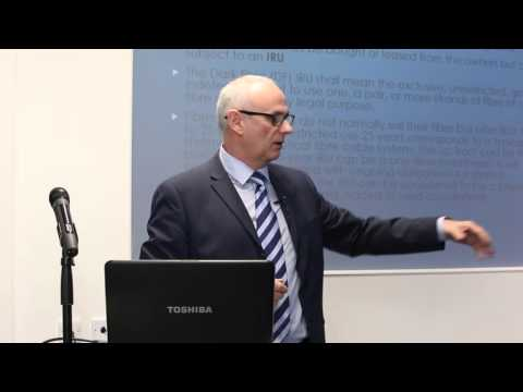 FTTH in the UK - Lesson by John Marson