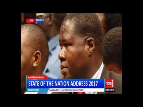 President Museveni's Full State of The Nation Address 2017