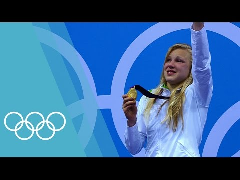 A Day in the Life of an Olympic swimmer with Rūta Meilutytė