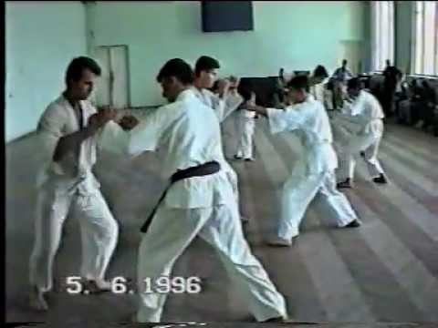 Kyokushin Karate Azerbaijan Mirza Faig