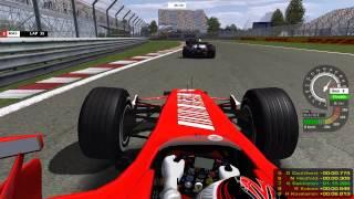 rFactor - F1 2007 - 100% Race - Montreal