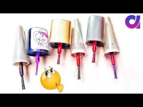 Best use of waste nail polish cap craft ideas | #crafts #art and Craft | Artkala 437