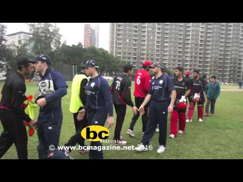 HK v Scotland T20 - 30 January, 2016