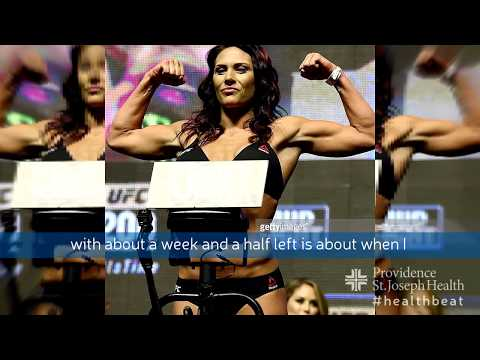 Cat Zingano on Healthy Diet For Training or On The Go