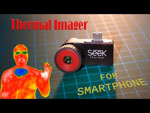 Seek Thermal Compact PRO (Thermal Imager For Phone)
