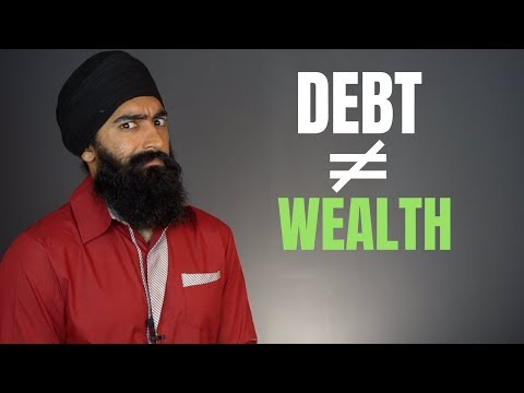 Debt Doesn't Make You Rich