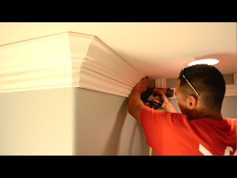 Two Piece Crown Moulding How To