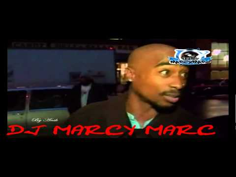 2Pac  Never Be Peace DJ Marcy Marc Remix **Emotional Tribute**