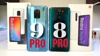 Redmi Note 9 Pro vs Redmi Note 8 Pro. КАК НАС ОБМАНЫВАЮТ МАРКЕТОЛОГИ!