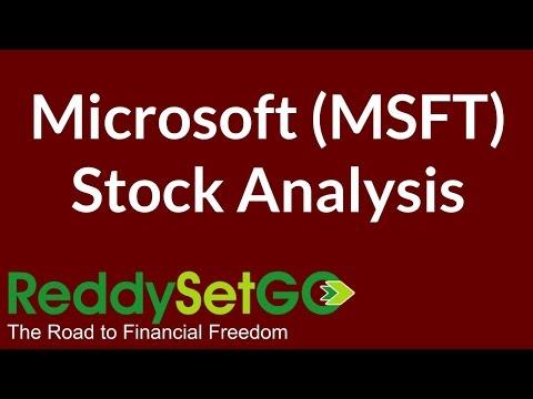 Microsoft Corporation (MSFT) Stock Analysis