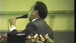 Pr Napoleão falcão manda pastores descer do púlpito? Eita.. tempos Antigos..PrValdir Soares