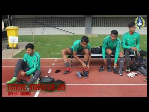 Tim Nasional U-19 Gelar Latihan Jelang Hadapi Kamboja U-19