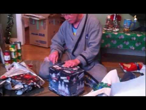 Dad's frustrating Christmas present 2011 (Holiday prank)