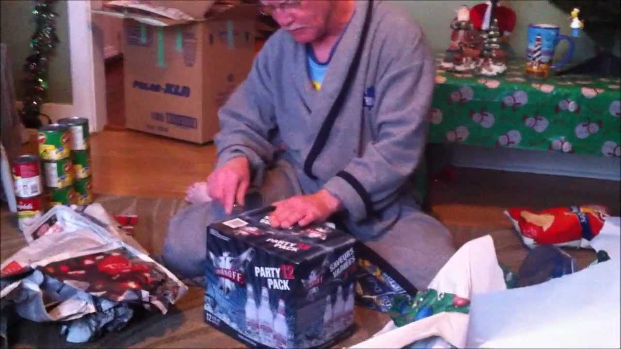 Prank xmas gifts for parents