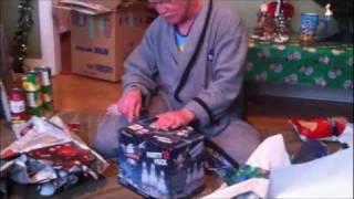Dad's Frustrating Christmas Present 2011 (holiday Prank)