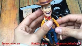 |Hunters Review| - Mô hình Woody Revoltech Toy Story Câu Chuyện Đồ Chơi bootleg