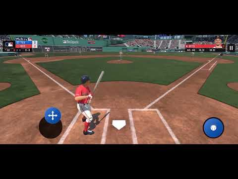 R.B.I. Baseball 19 Mobile (iOS) Quick overview and little gameplay