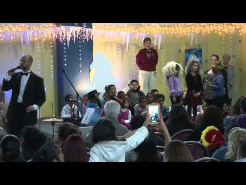 2014 Musselman Center Kindergarten Winter Concert
