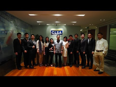 CLSA Indonesia - Up close & personal (Asiamoney 2018)