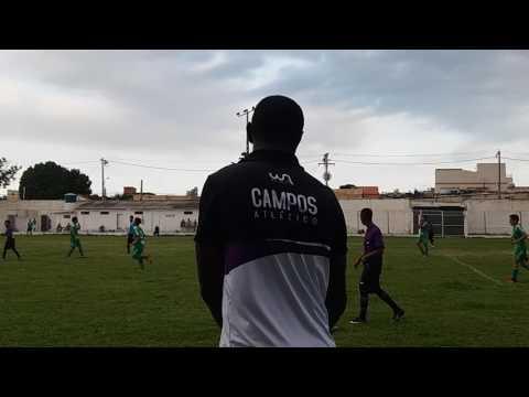 Gol do Boavista x Carapebus Carioca 2017 sub15 Capixaba  acabou de entrar