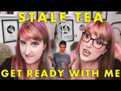 CHATTY GRWM     stale Beautycon and Olivia Jade tea thumbnail