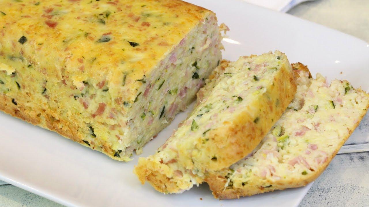 Receta pastel de verduras para dieta