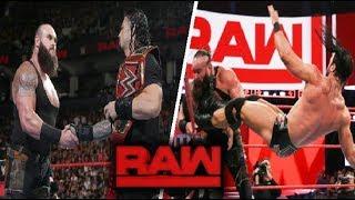 WWE Raw 22 October 2018 Highlights - WWE Monday Night Raw 22/10/2018 Highlights