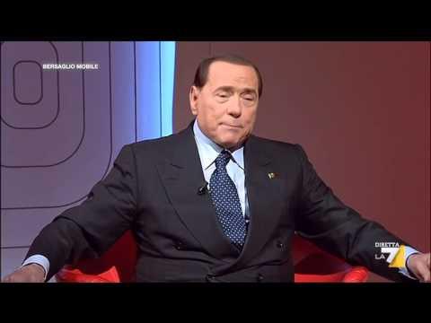 Bersaglio Mobile - Enrico Mentana intervista Renzi, Berlusconi e Di Battista (Puntata 20/05/2014)