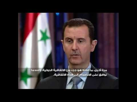 FOX NEWS Interviews Syrian President Assad