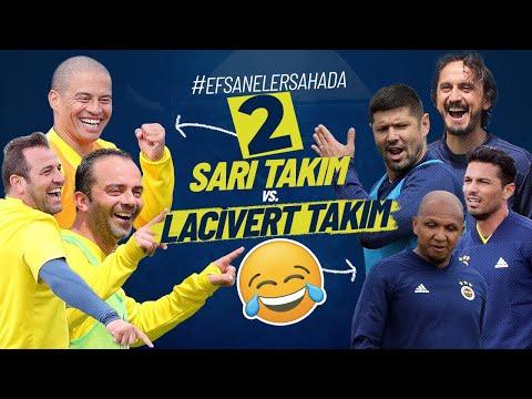 #EfsanelerSahada 2: Alex de Souza, Tuncay Şanlı, Semih Şentürk, Fabio Luciano, Aurelio