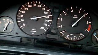 Bmw e30 4.4 V8 acceleration 0 - 230 km/h