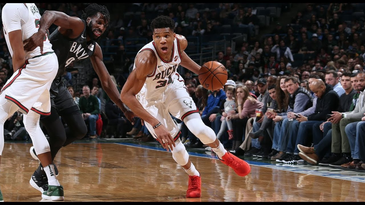 Game Highlights: Bucks 116 - Nets 91 | 1.26.18 - YouTube